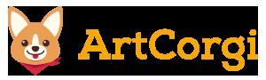 Artcorgi logo